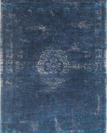 tapijt Louis De Poortere CA 8254 Fading World Medaillon Blue Night