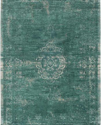 tapijt Louis De Poortere CA 8258 Fading World Medaillon Jade