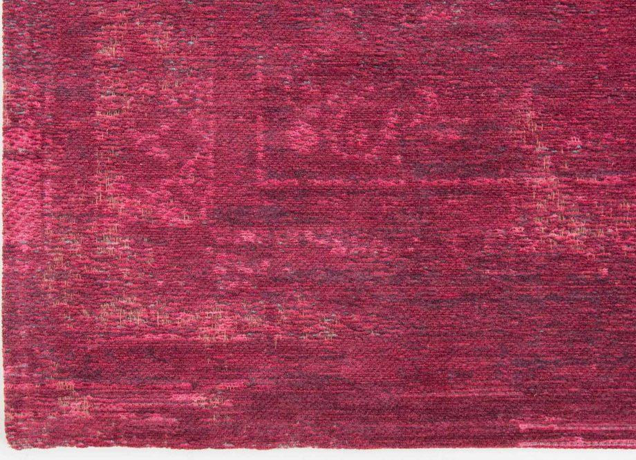 tapijt Louis De Poortere CA 8260 Fading World Medaillon Scarlet corner