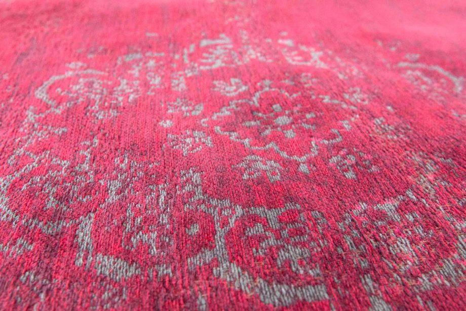 tapijt Louis De Poortere CA 8260 Fading World Medaillon Scarlet zoom