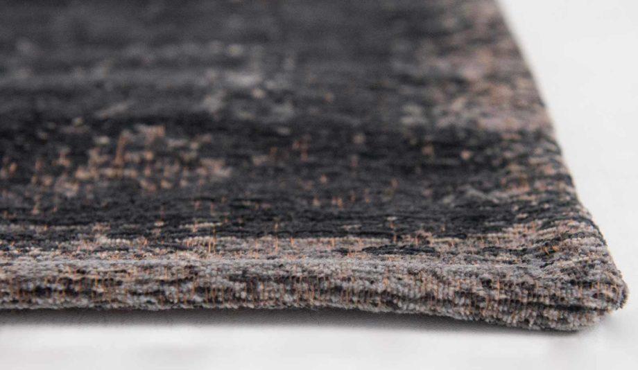 tapijt Louis De Poortere CA 8263 Fading World Medaillon Mineral Black side