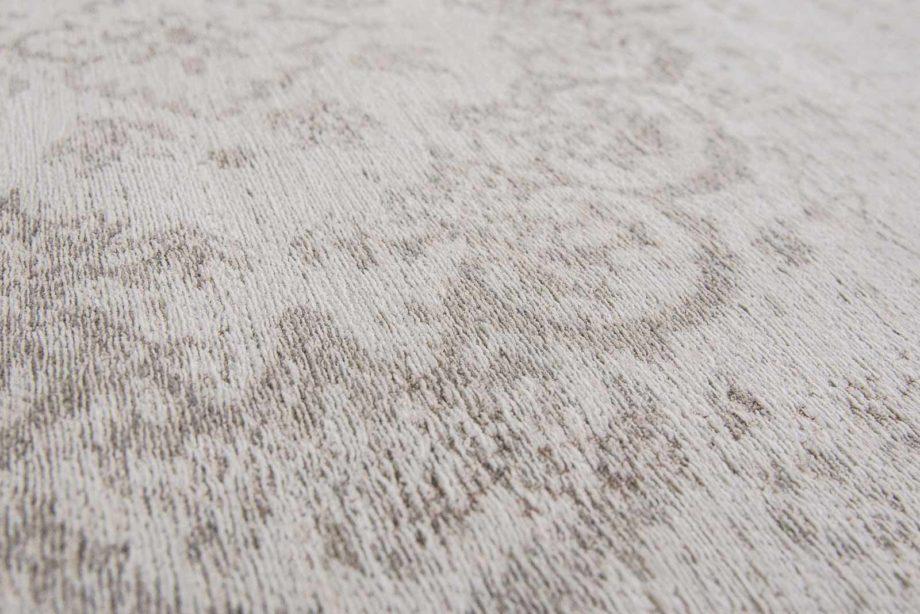 tapijt Louis De Poortere CA 8383 Fading World Medaillon Salt Pepper zoom