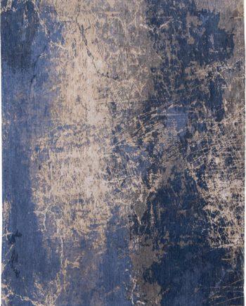 tapijt Louis De Poortere CA 8629 Mad Men Cracks Abyss Blue