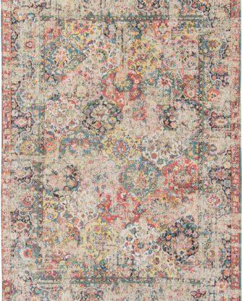tapijt Louis De Poortere CA 8712 Antiquarian Antique Bakthiari Janissary Multi