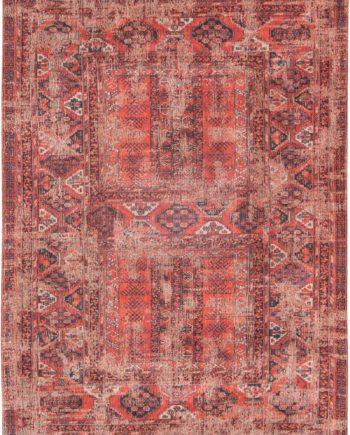 tapijt Louis De Poortere CA 8719 Antiquarian Antique Hadschlu 782 Red