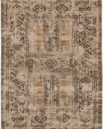 tapijt Louis De Poortere CA 8720 Antiquarian Antique Hadschlu Agha Old Gold