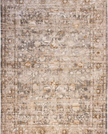 tapijt Louis De Poortere LX 8884 Antiquarian Ushak Suleiman Grey