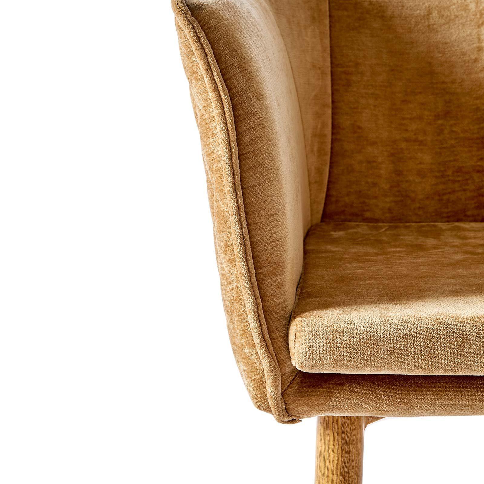 Riviera Maison fauteuil Megan Copper 4159006 5