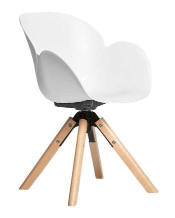 fauteuil Casandra Mistral 384 white 1